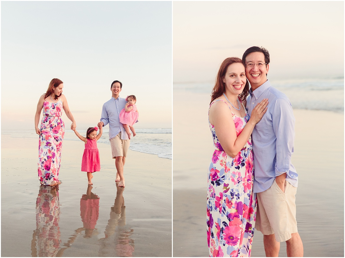 San Diego Photographer | Coronado Beach Family Photos