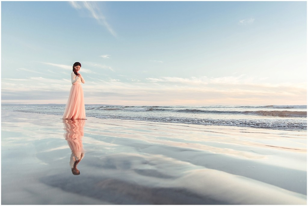 Hotel del Coronado Portrait Sessions for Engaged Couples