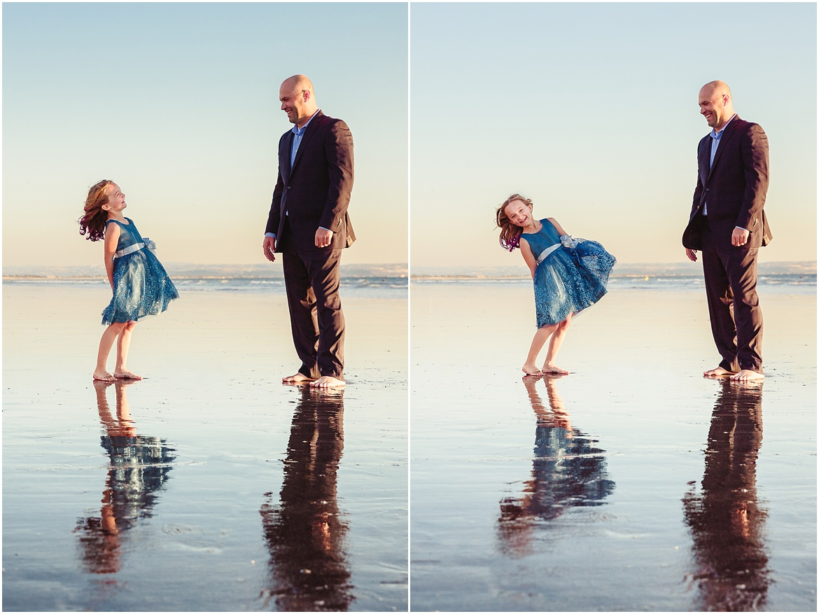 San Diego Family Photography | Beach Portraits