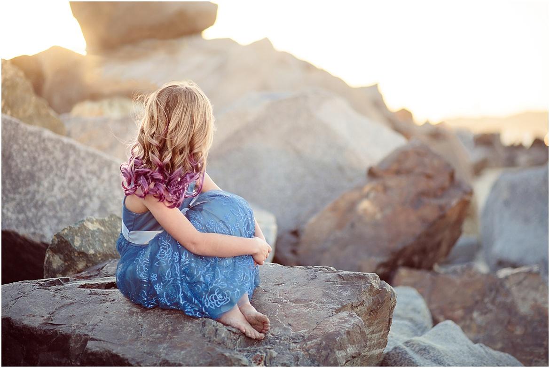 San Diego Family Photography | Beach Portraits
