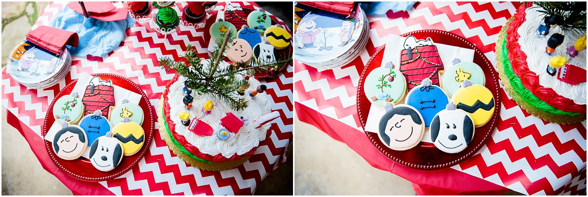 Charlie Brown Cake | Charlie Brown Peanuts Party