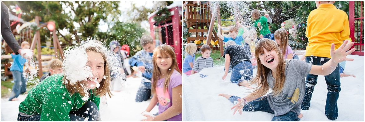 Snow Party | Charlie Brown Peanuts Party