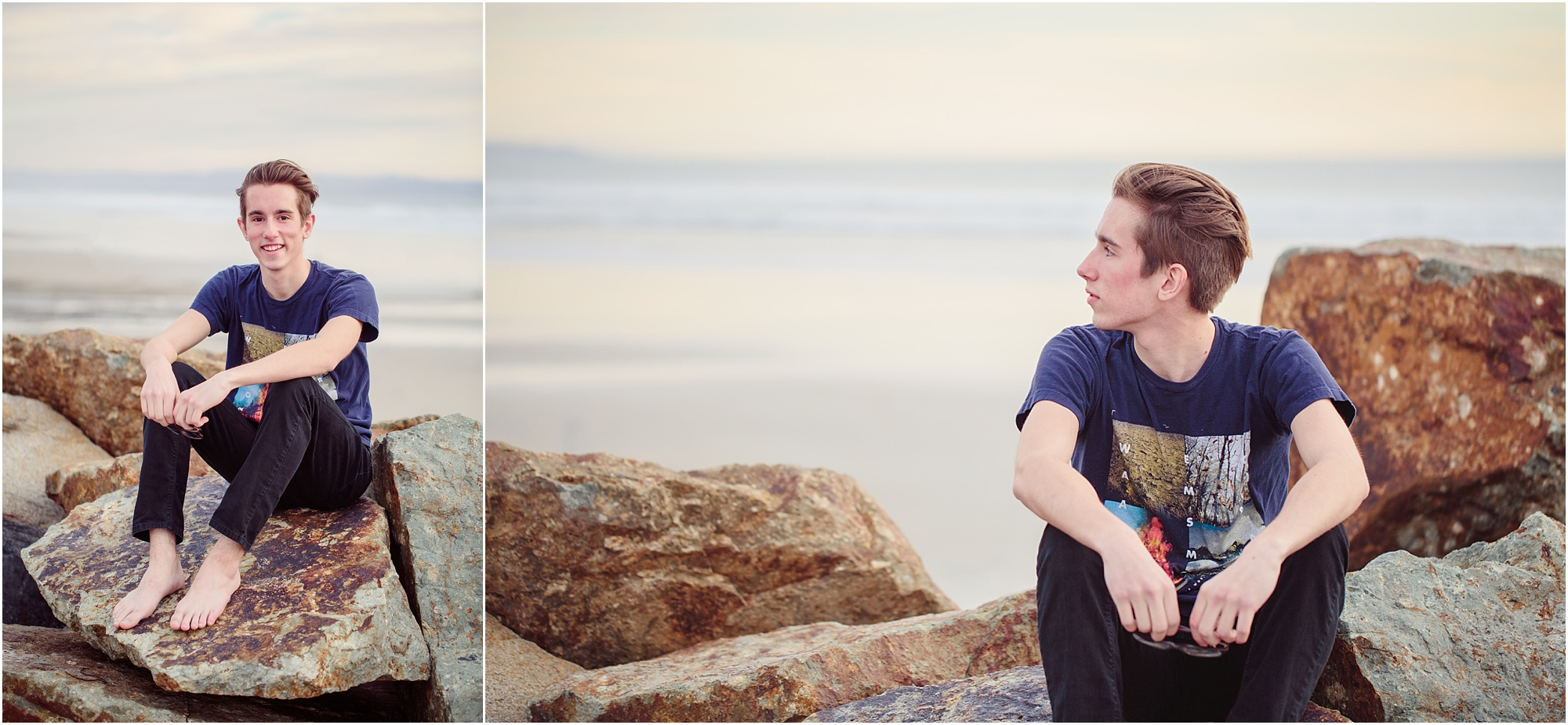 San Diego Senior Photographer | Beach Photography Coronado
