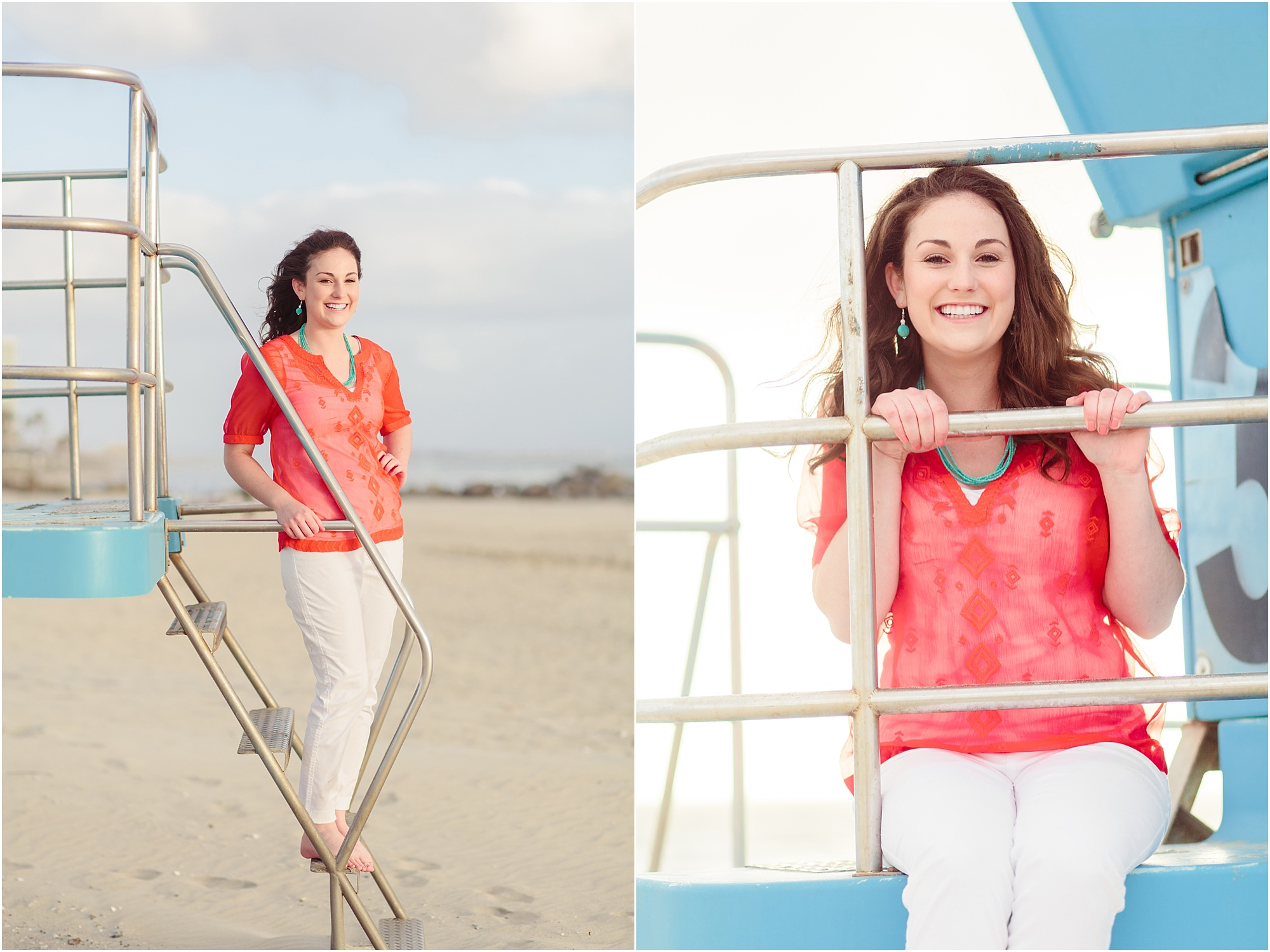 San Diego Beach Photography | Senior Portraits