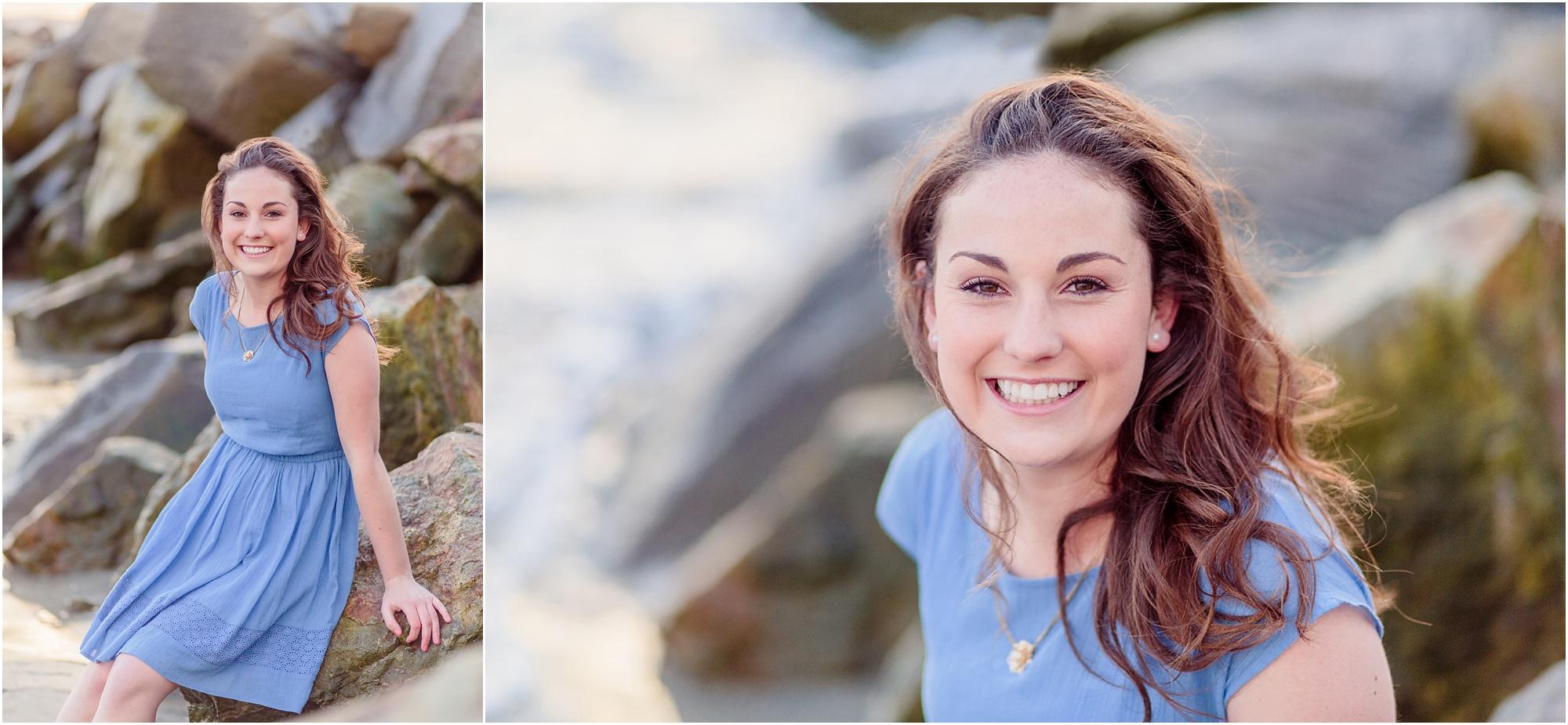 San Diego Beach Photography | Senior Portraits