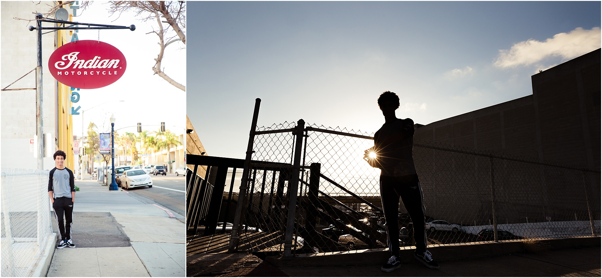 San Diego Senior Photography | Little Italy