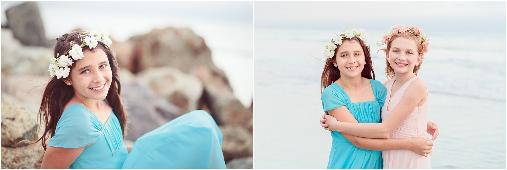 San Diego Tween Photography | Beach Portraits