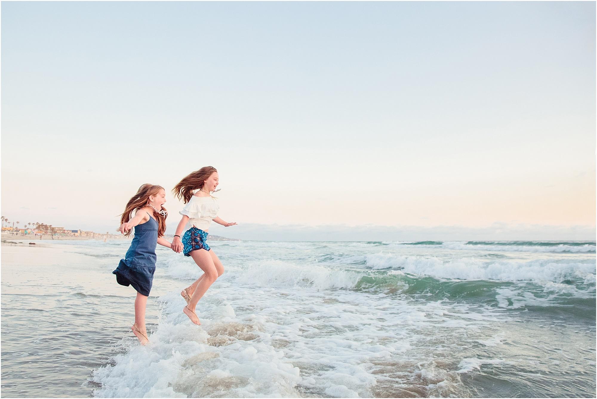 San Diego Photographer | California Beach Portraits