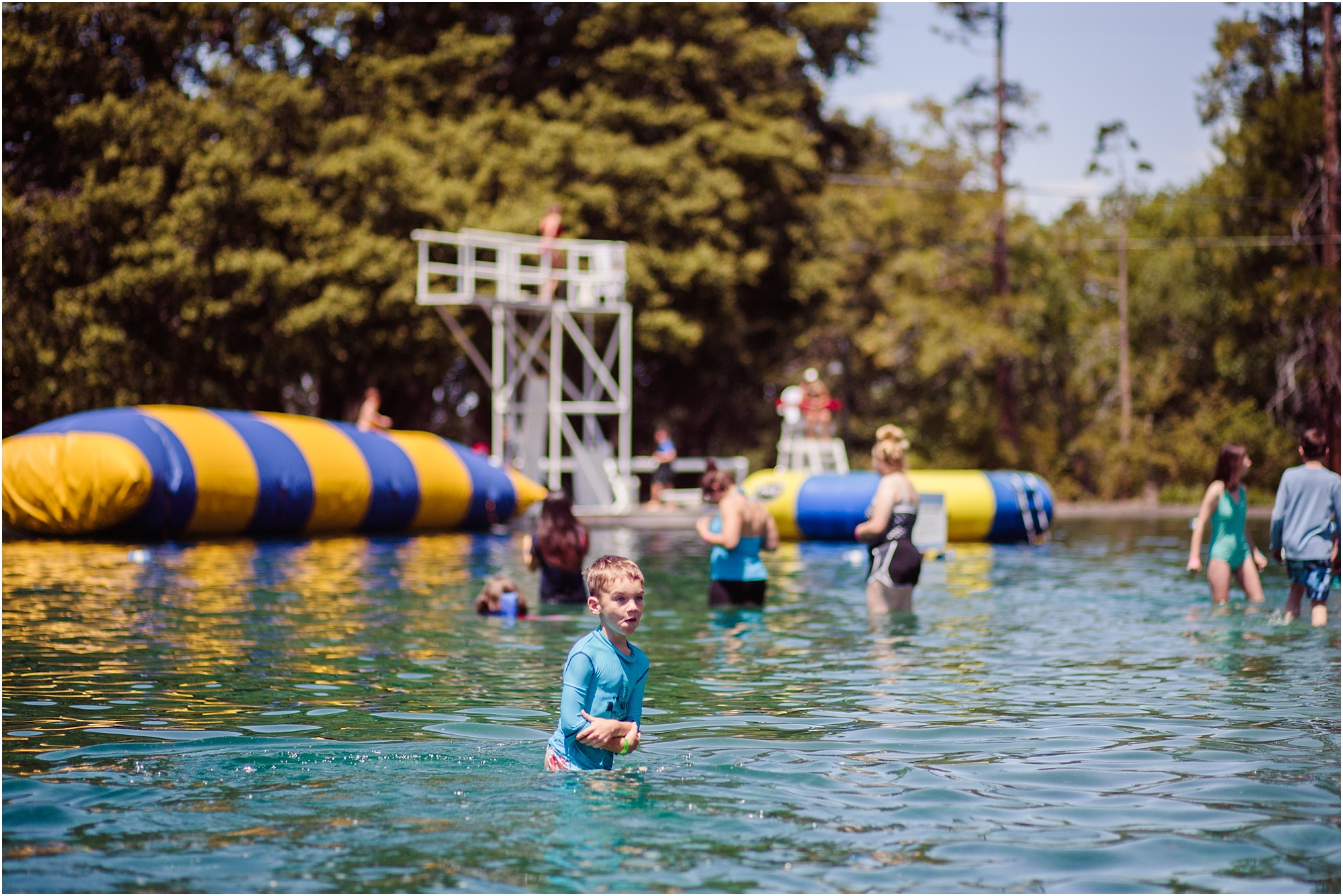 Forest Home Christian Camp | Family Camp