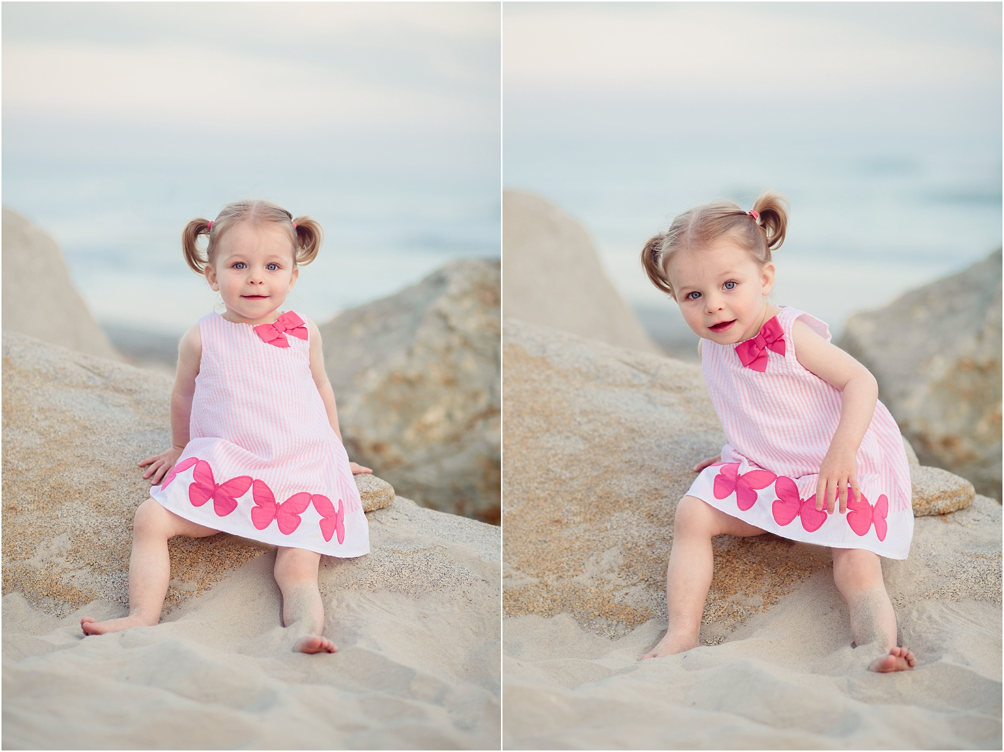 Hotel del Coronado Beach Photography | Family Portraits on the Beach