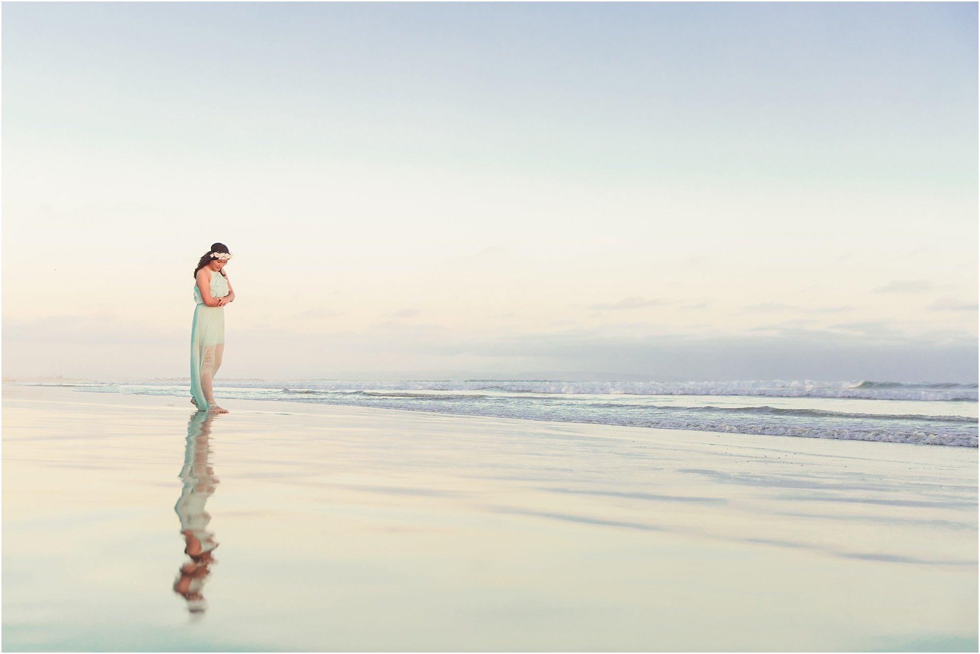 San Diego Tween Photographer | Hotel del Coronado Portraits