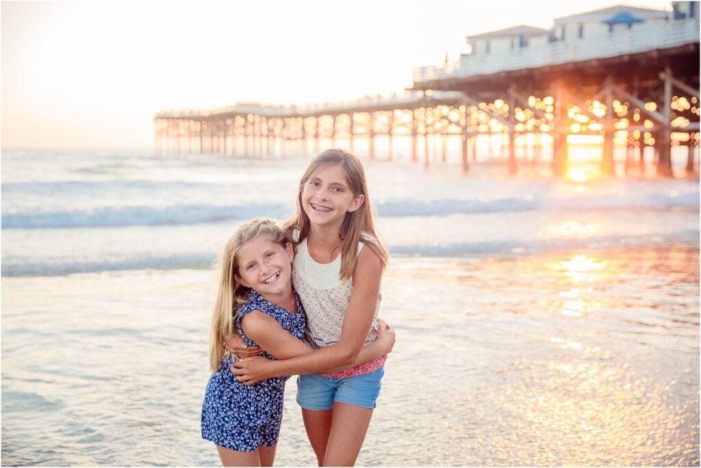 San Diego Family Portraits