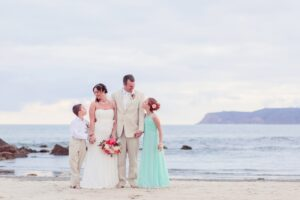 Wedding Photos on the Beach San Diego