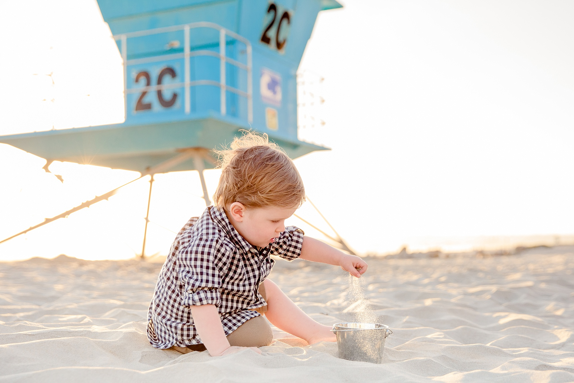 Extended Family Coronado Photographer | Beach Pictures