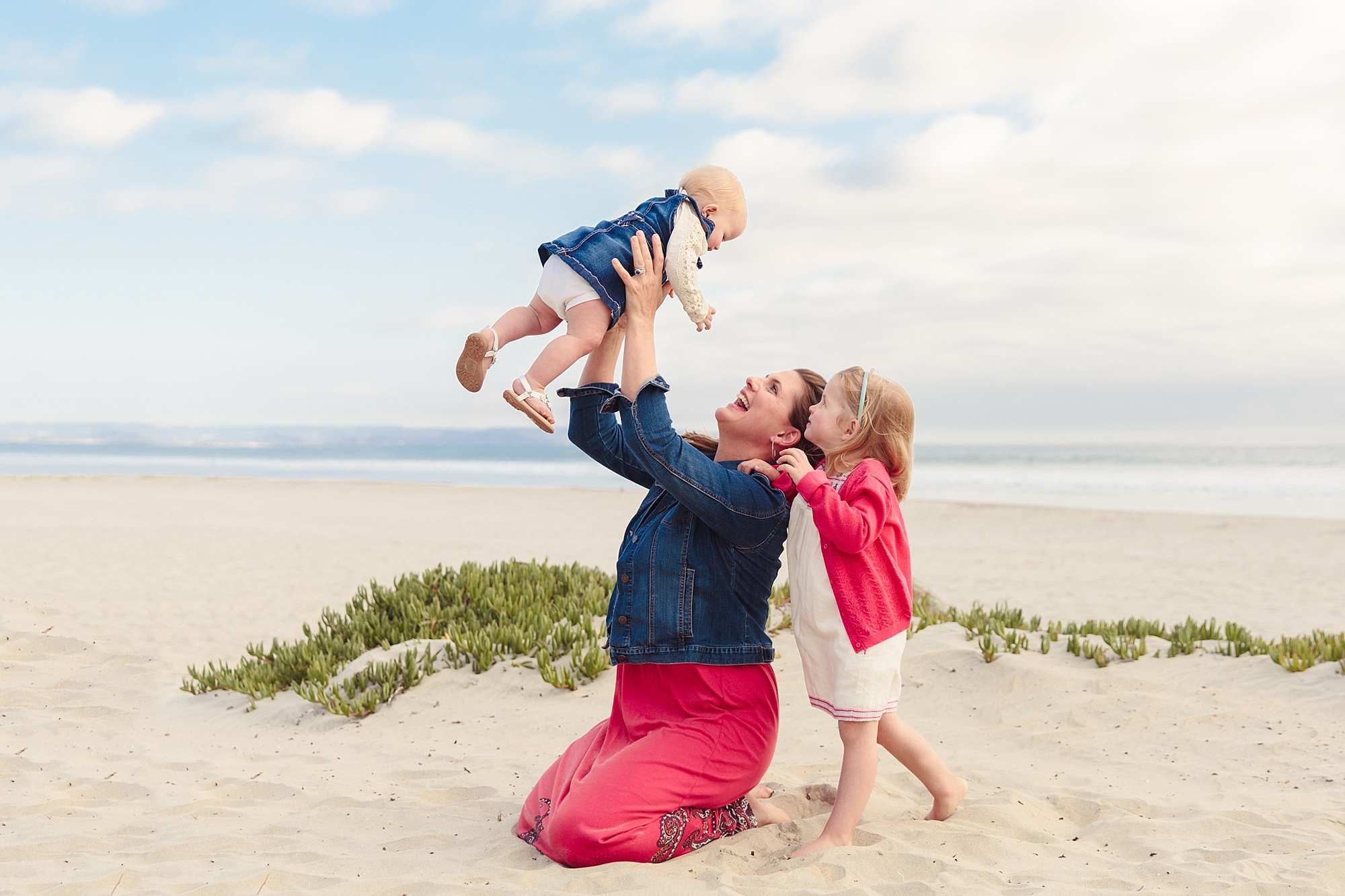 San Diego Photographer | Family Beach Photos