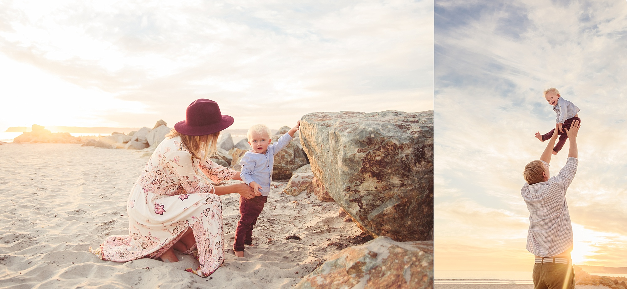 San Diego Family Photographer | Coronado Beach Photos