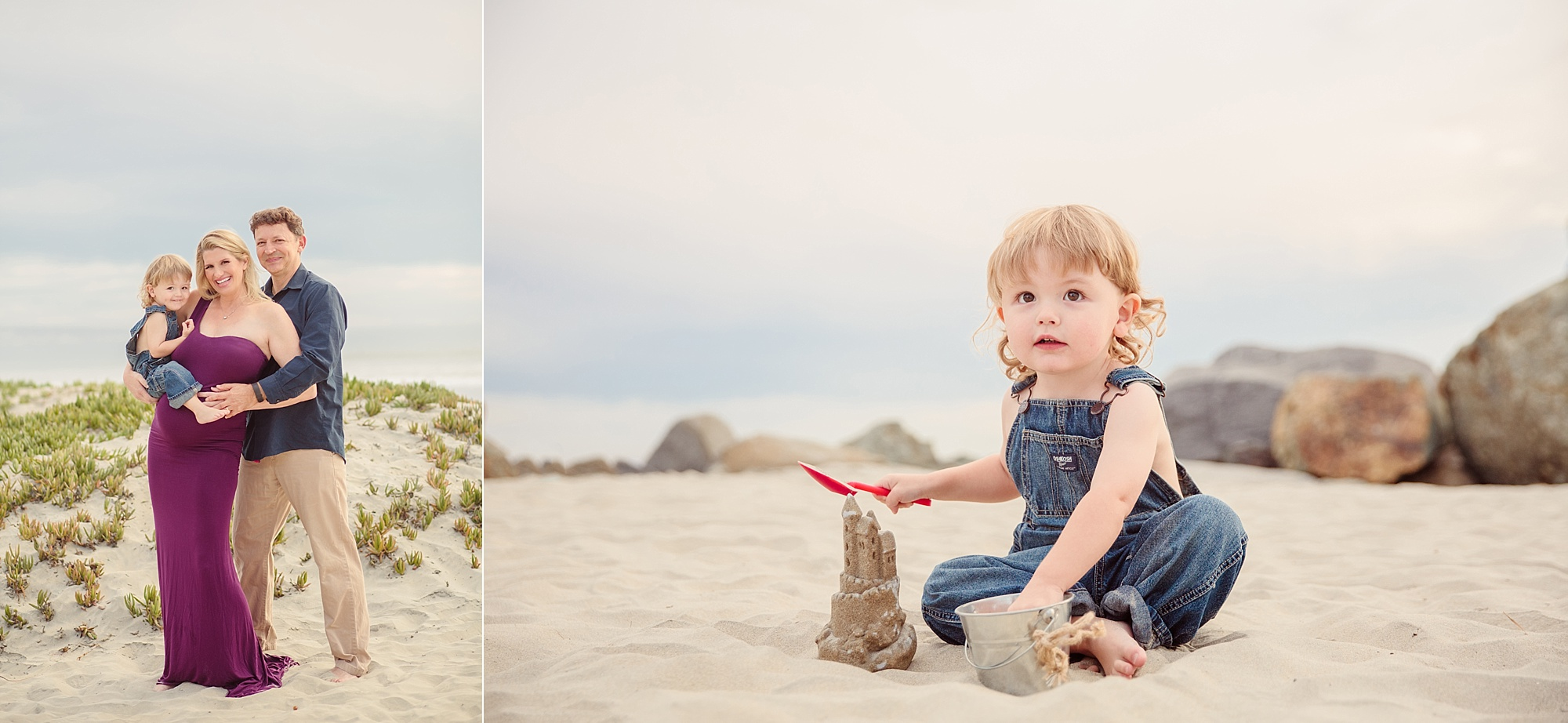San Diego Photography | Beach Maternity Photos
