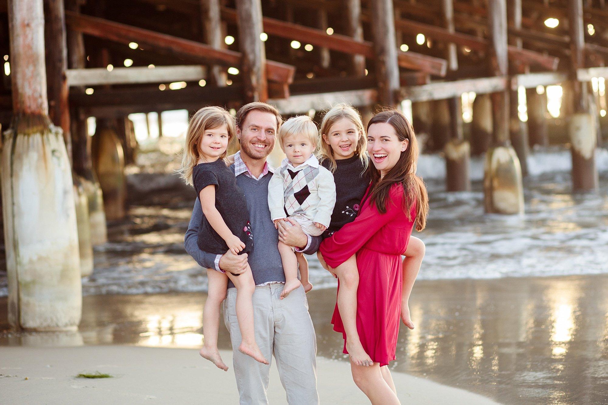 San Diego Photographer | Crystal Pier Pacific Beach