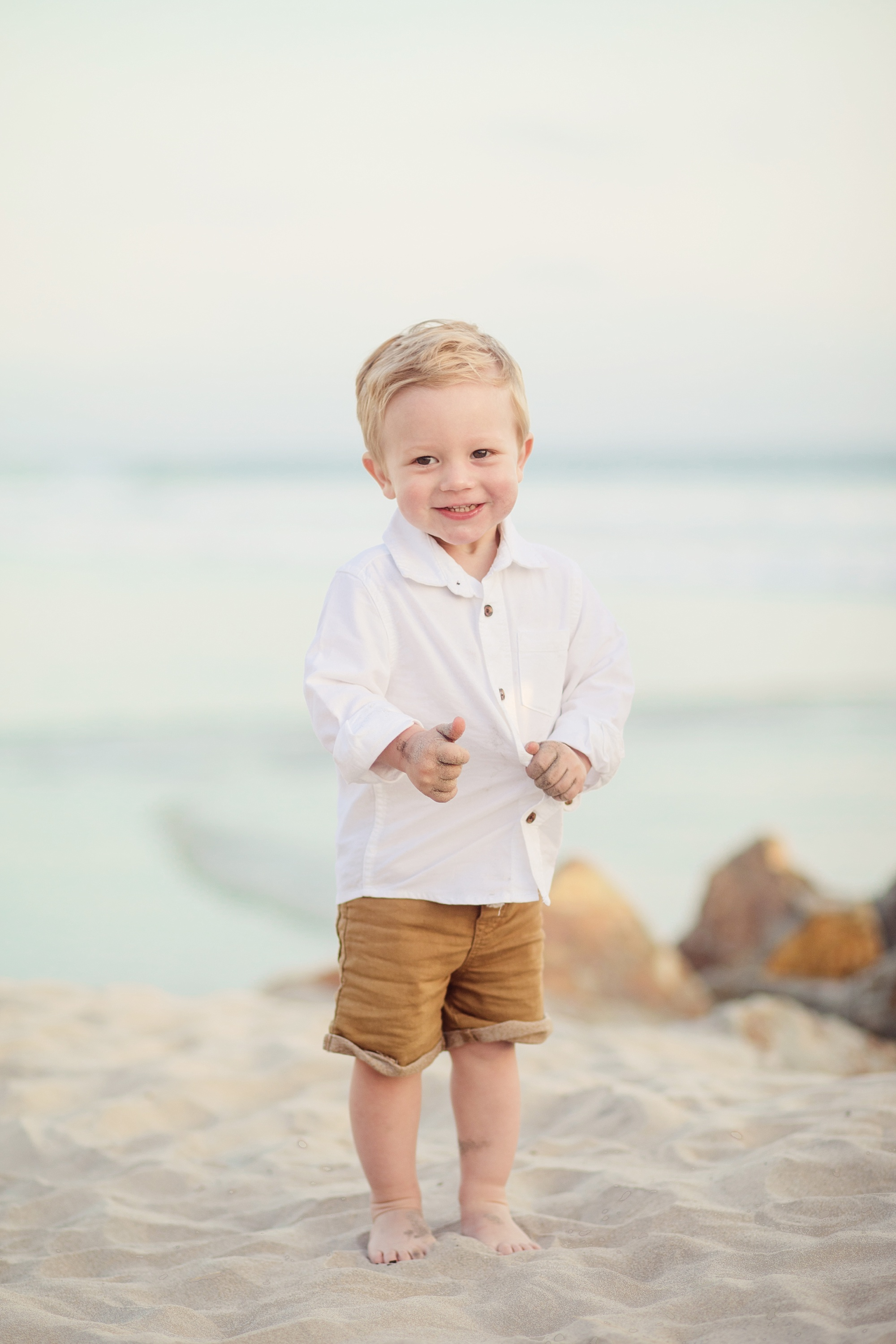 San Diego Photographer | Child Beach Photography Coronado