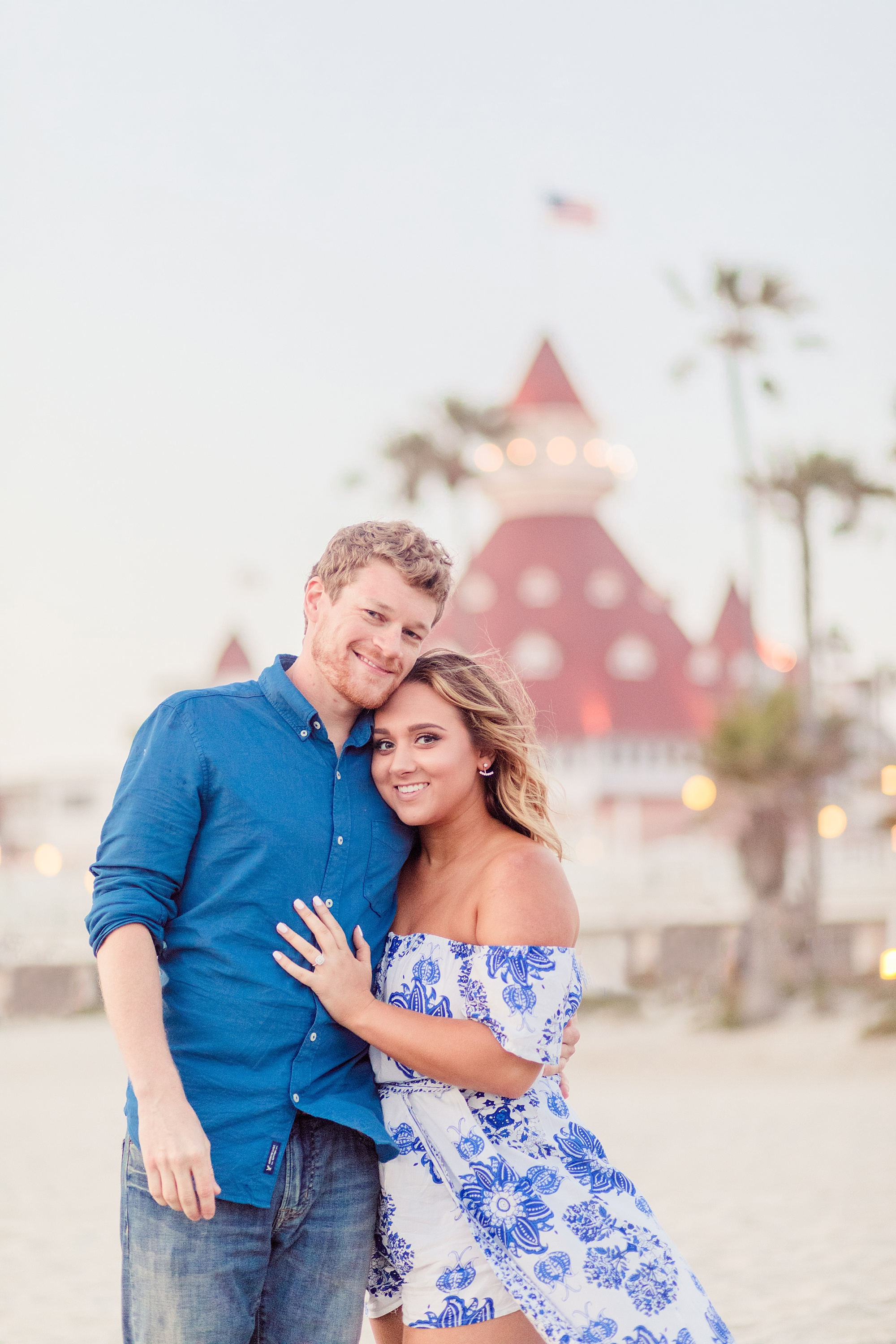 San Diego Couple Photographer | Hotel del Coronado