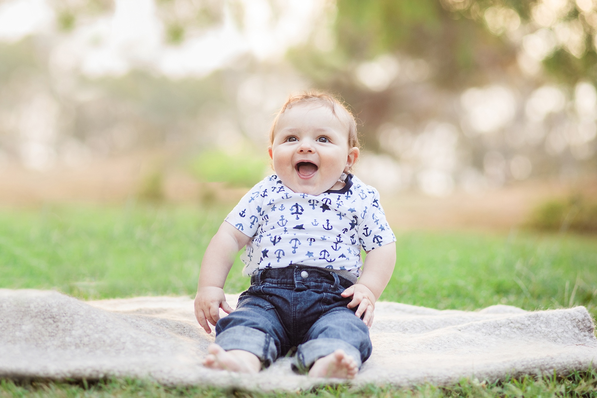 San Diego Family Photographer | Presidio Park
