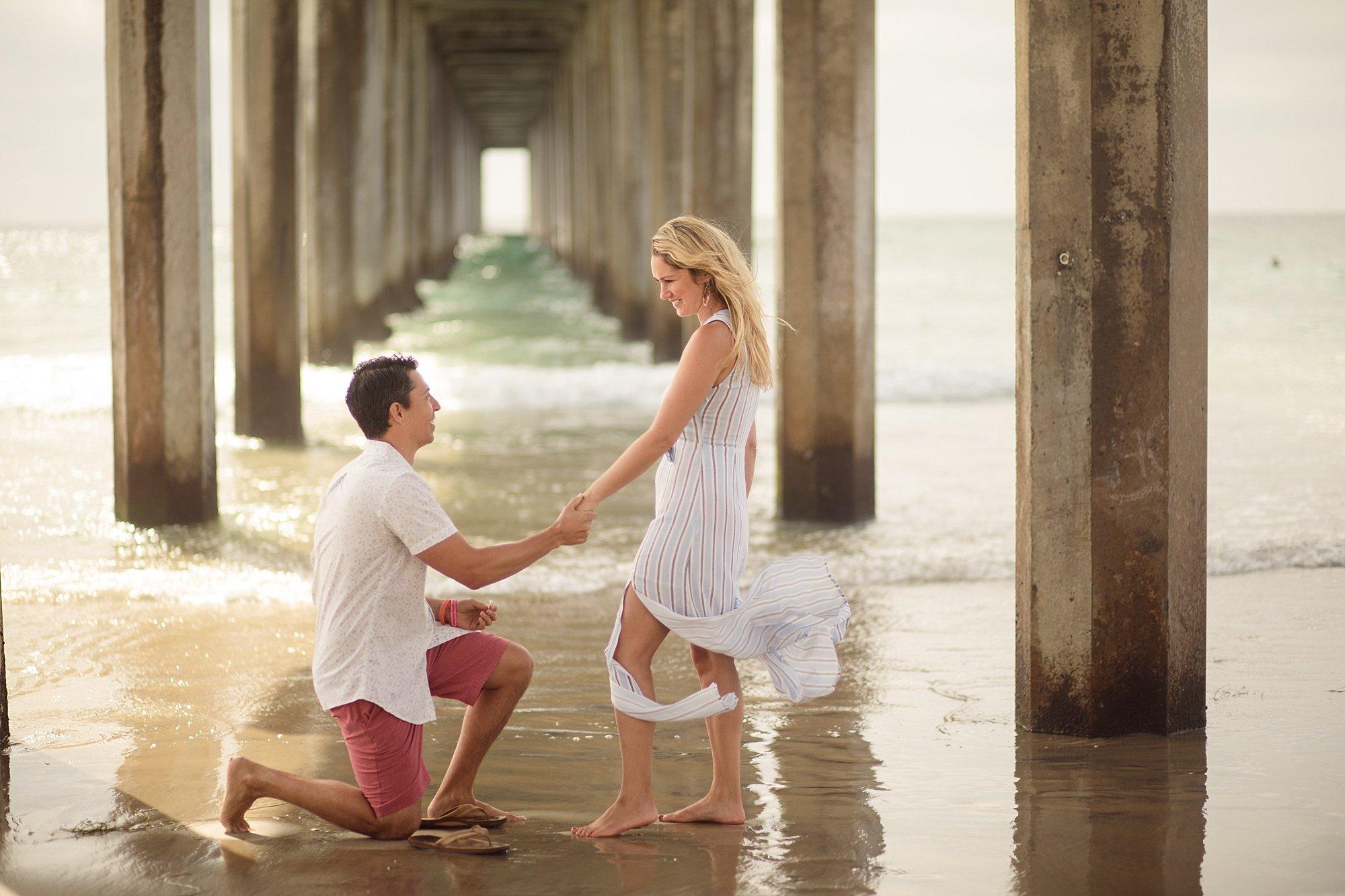 San Diego Beach Photography | La Jolla Engagement Photographer