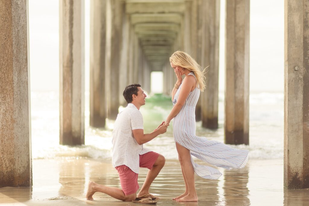 La Jolla Engagement Photographer