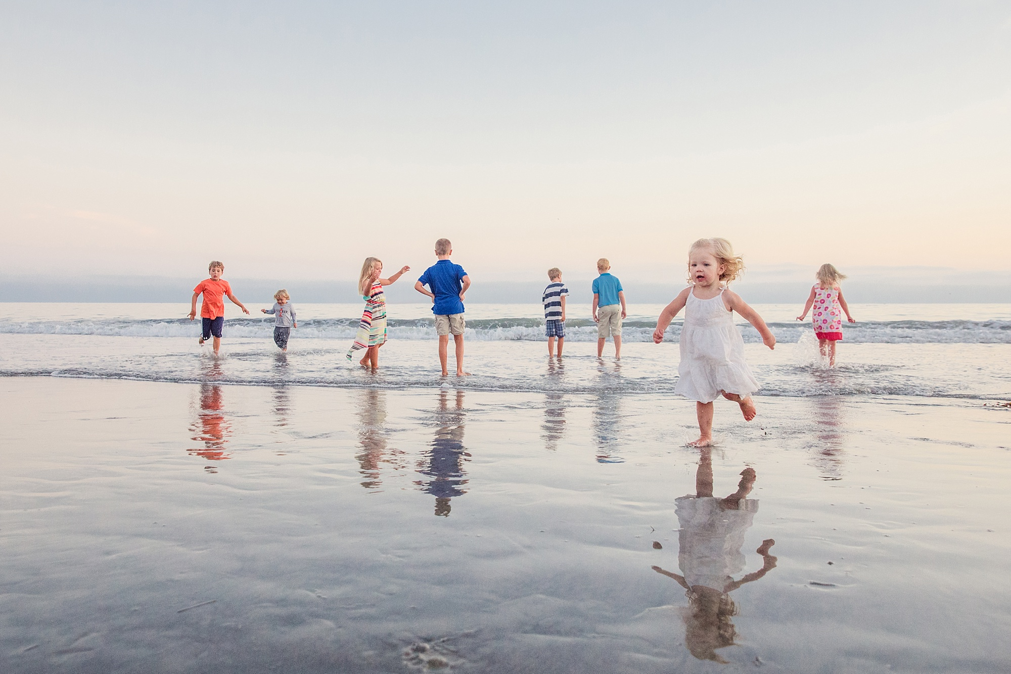 Extended Family Child Photography | San Diego Photographer