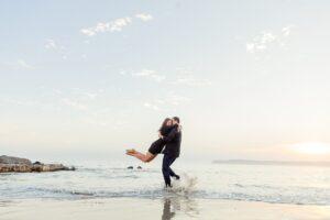 Beach Proposal | Hotel del Coronado