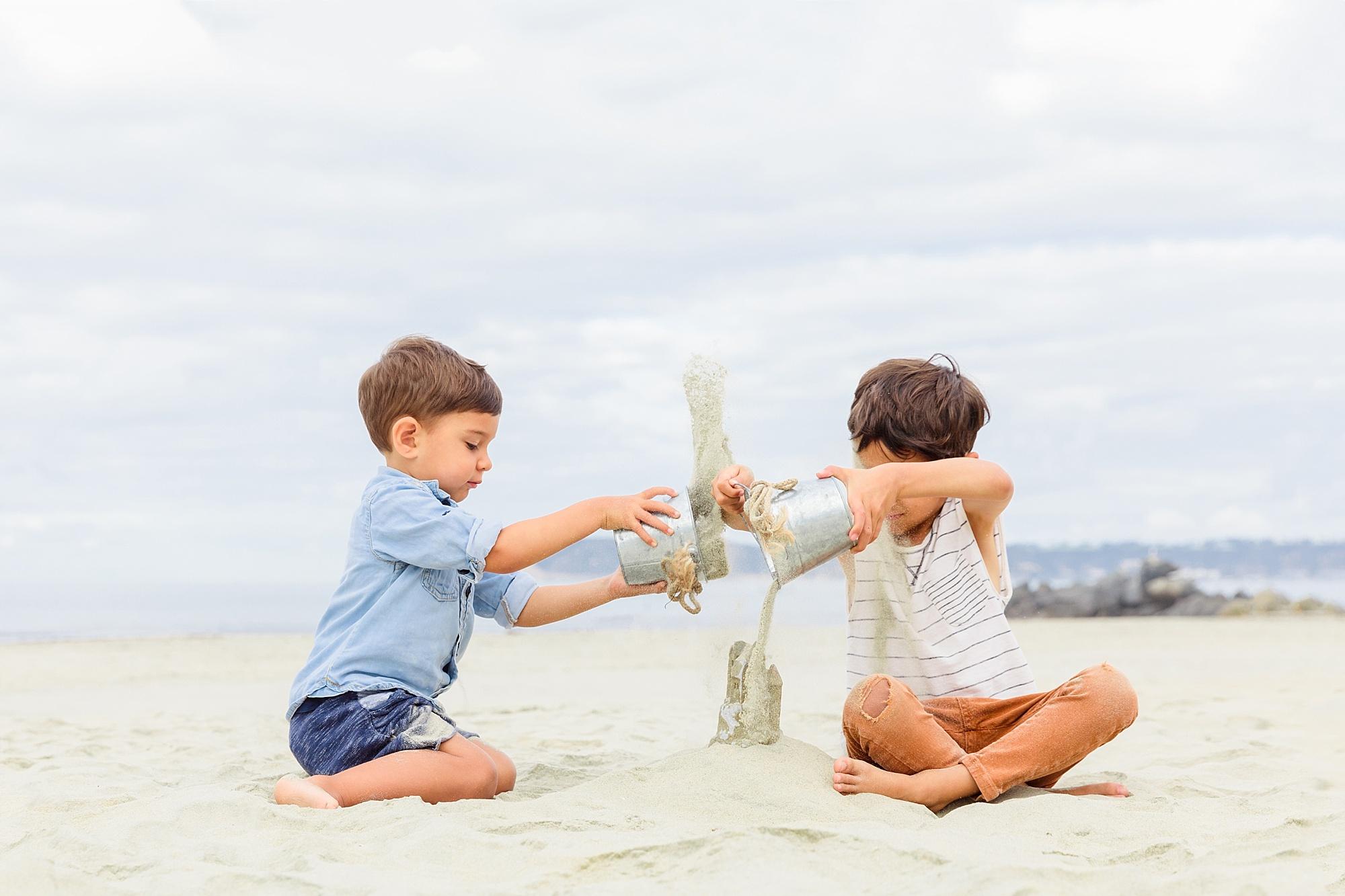 Photographers in San Diego | Beach Family Photos