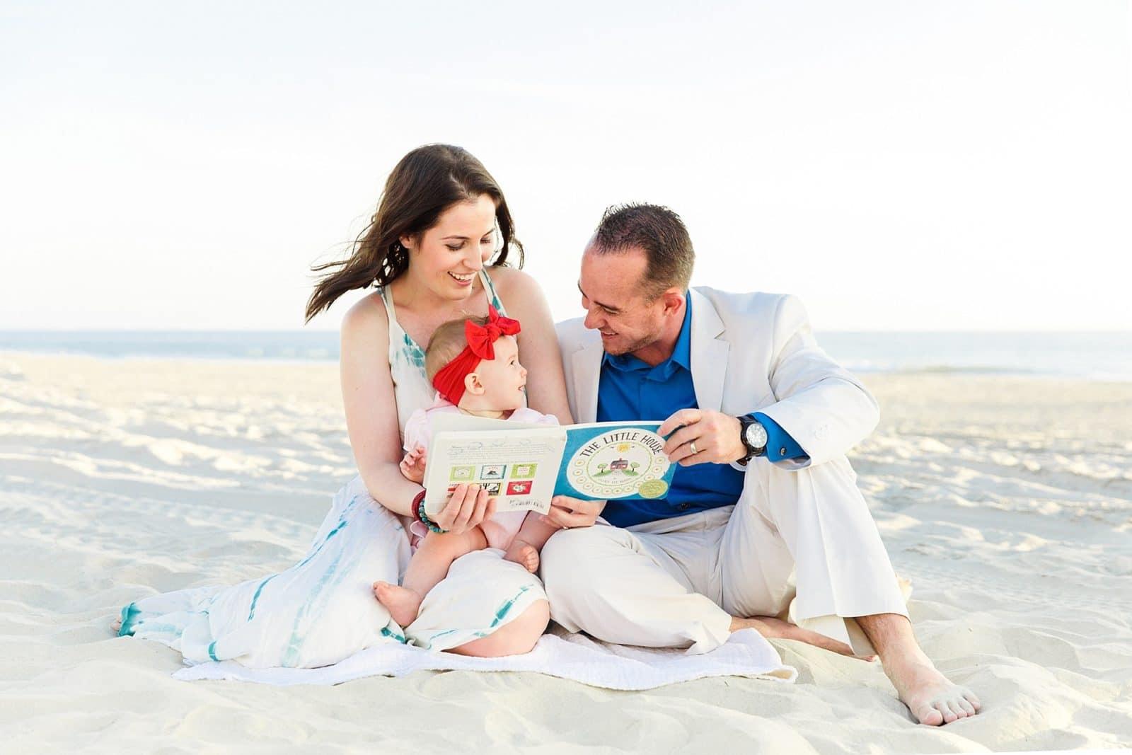 Beach Baby | San Diego Family Photographer