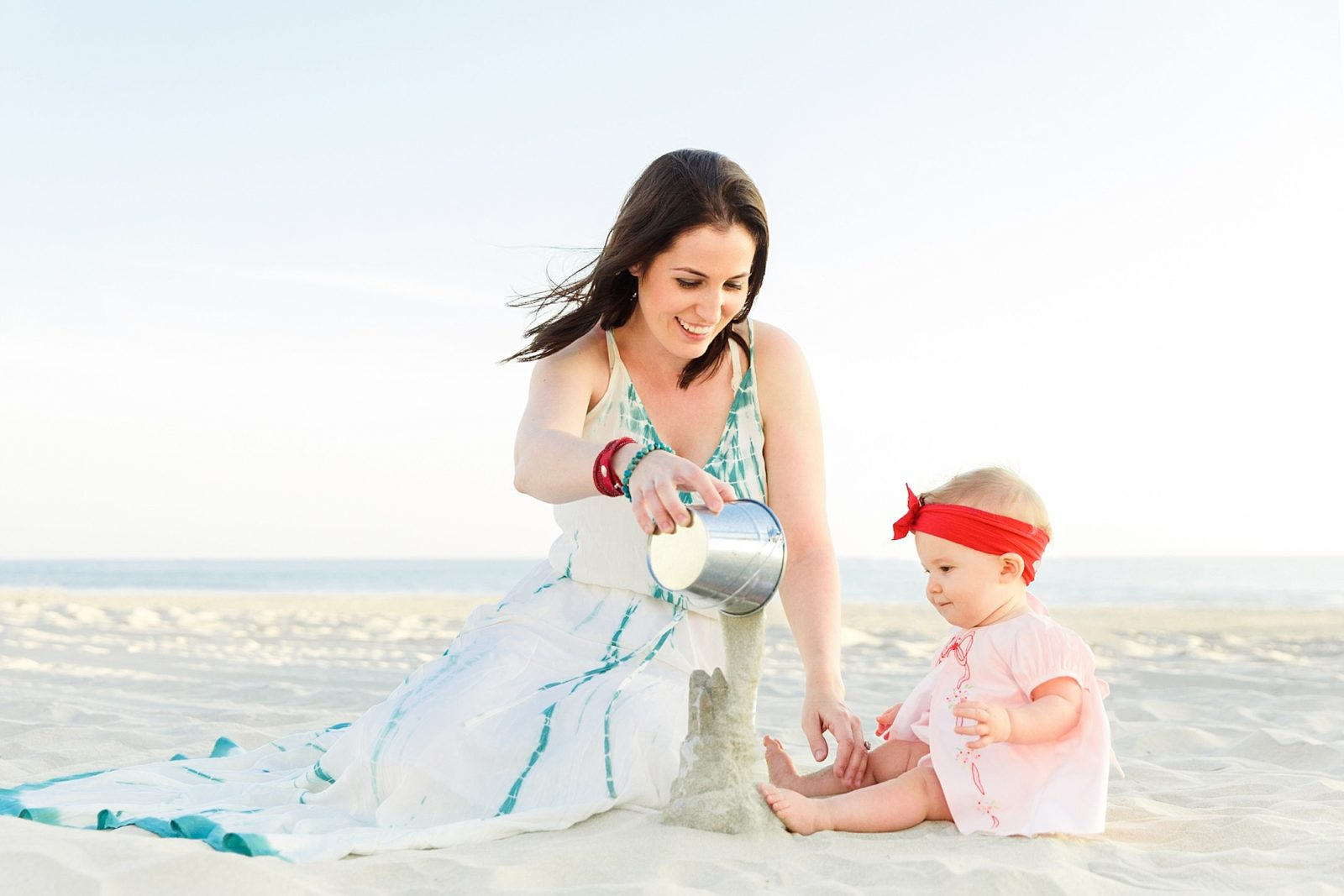 Beach Baby | San Diego Family Photographer