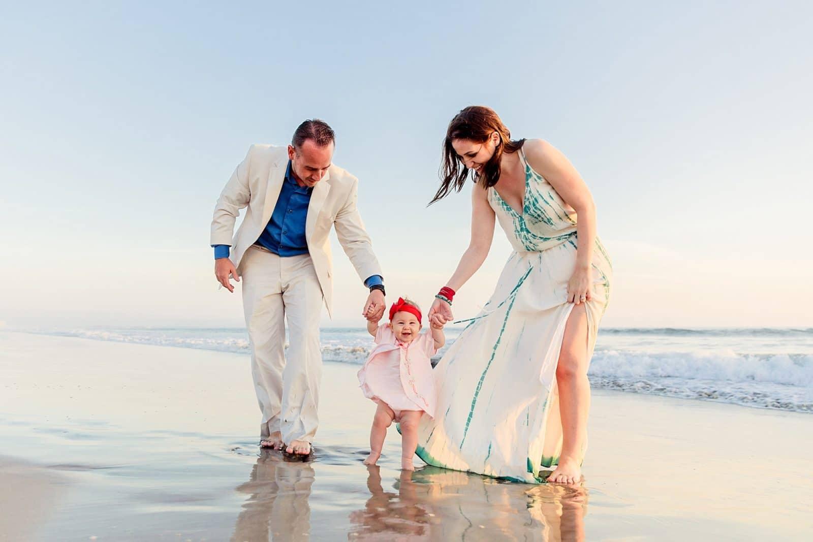 Beach Baby   San Diego Family Photographer