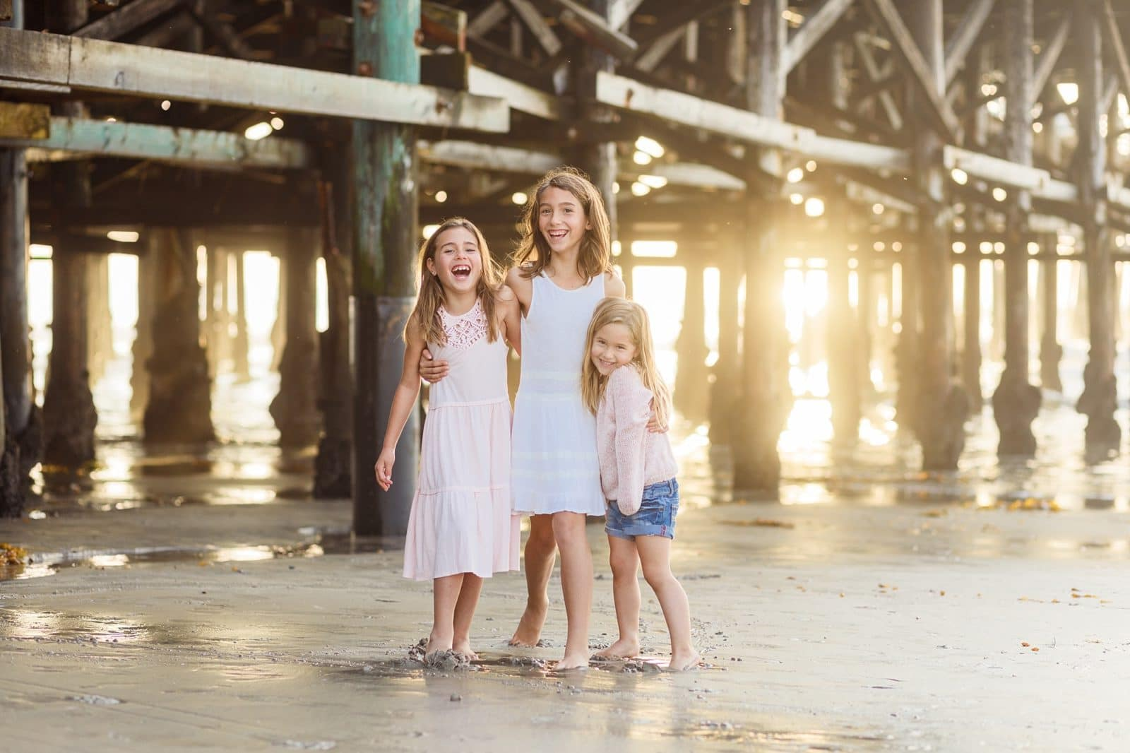San Diego Beach Portraits | Behind the Scenes