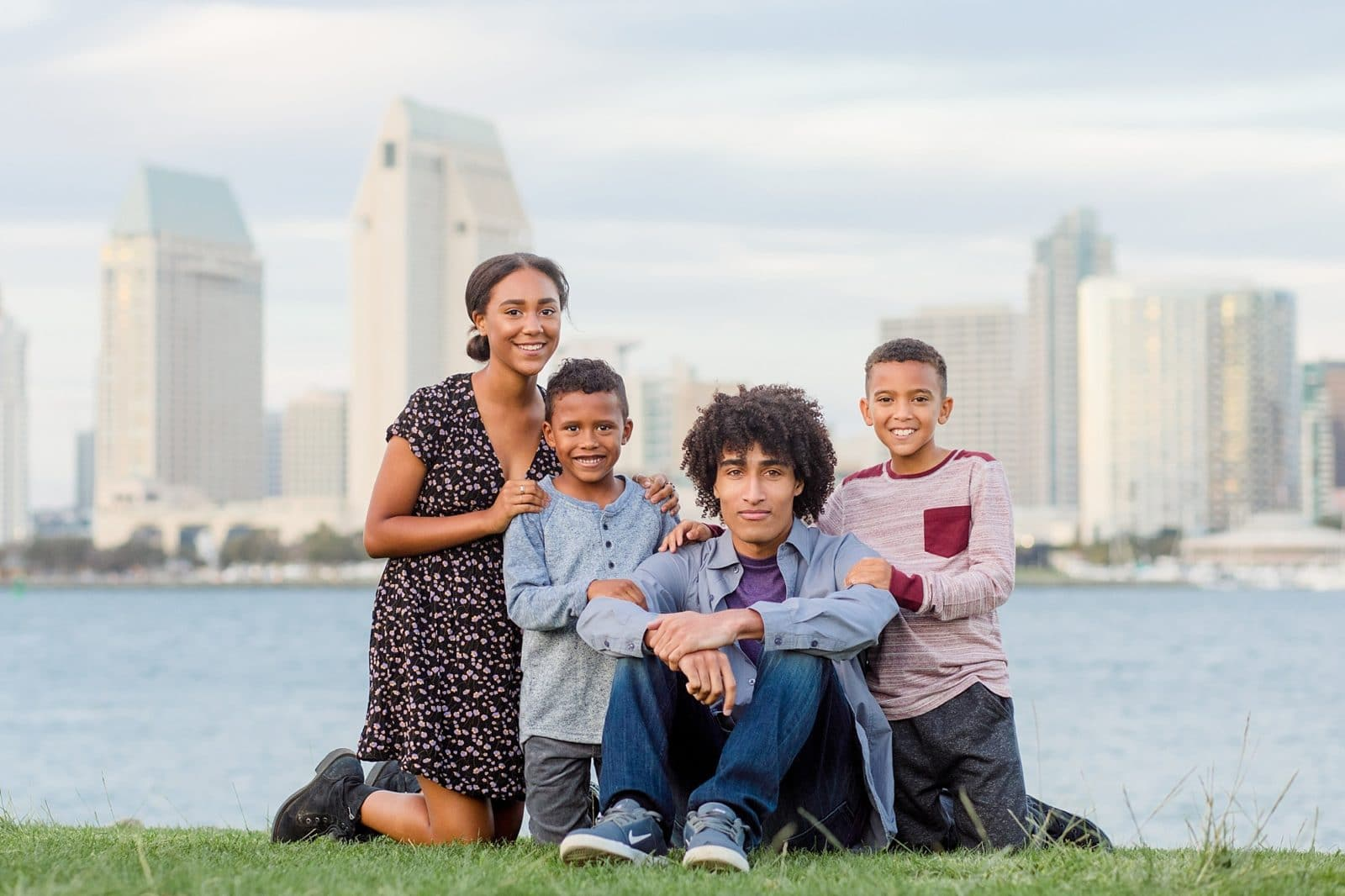 San Diego Skyline Photos | Family Photographer