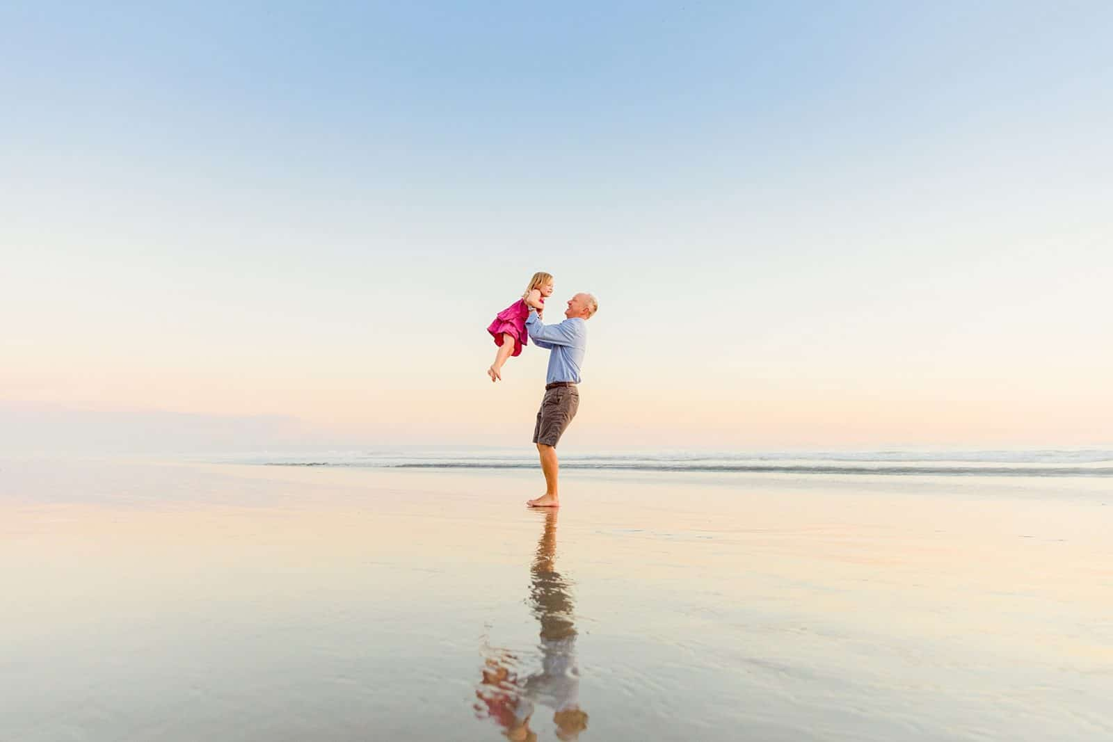 San Diego Photographers | Beach Family Photos