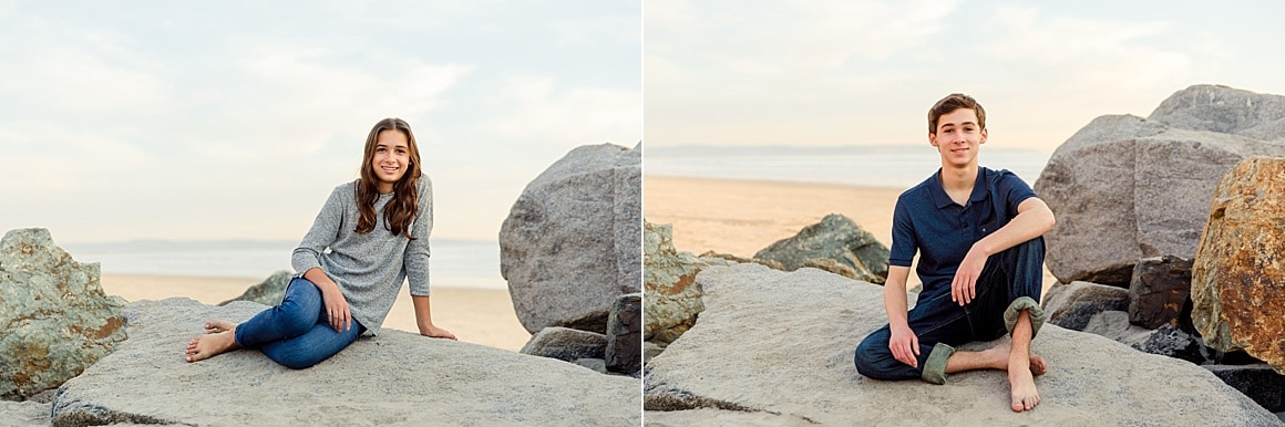 Coronado Family Photo Shoot | Southern California Beach Photography