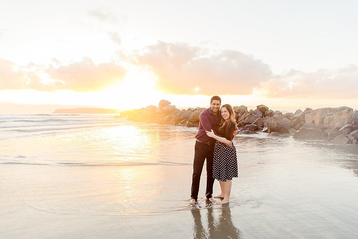 Coronado Engagement Photos | San Diego Beach Photography