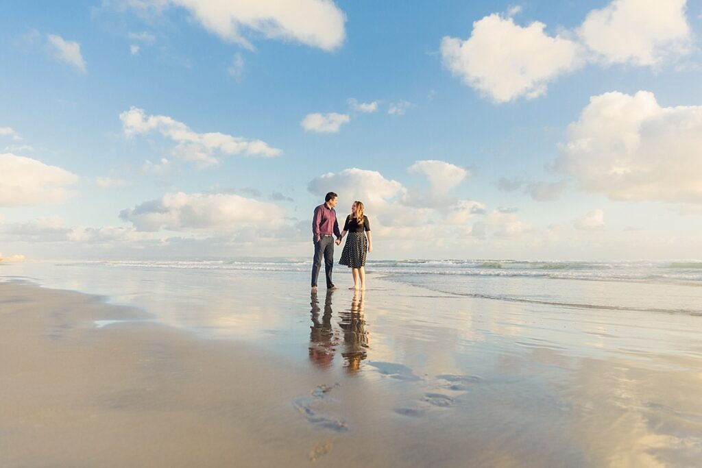 Coronado Engagement | San Diego Beach Photography