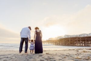 Pacific Beach Family Session