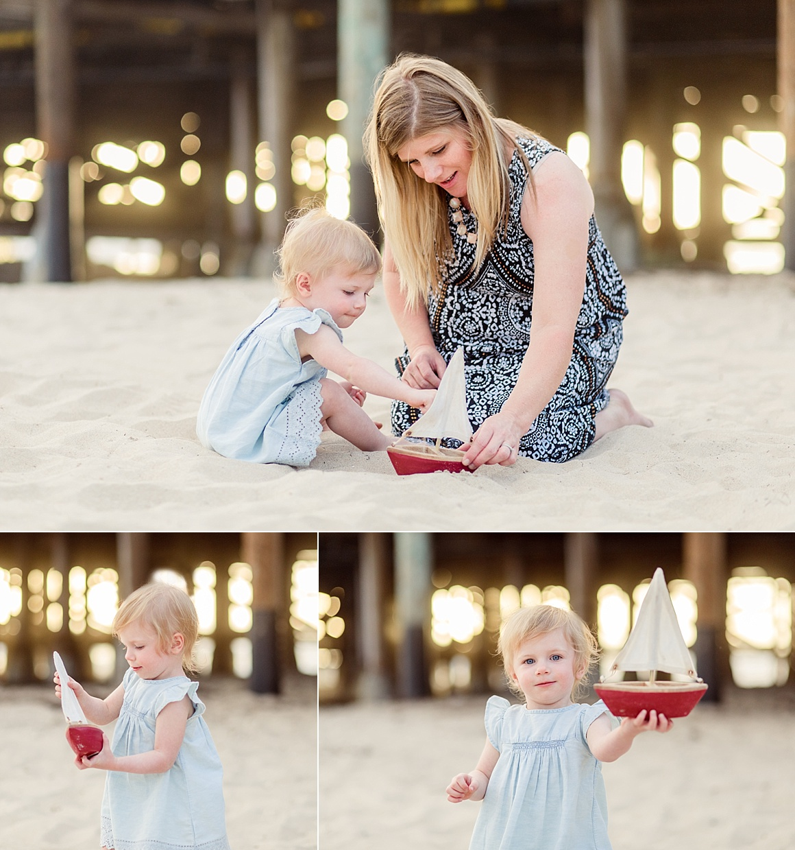 San Diego family photographers | San Diego beach photography