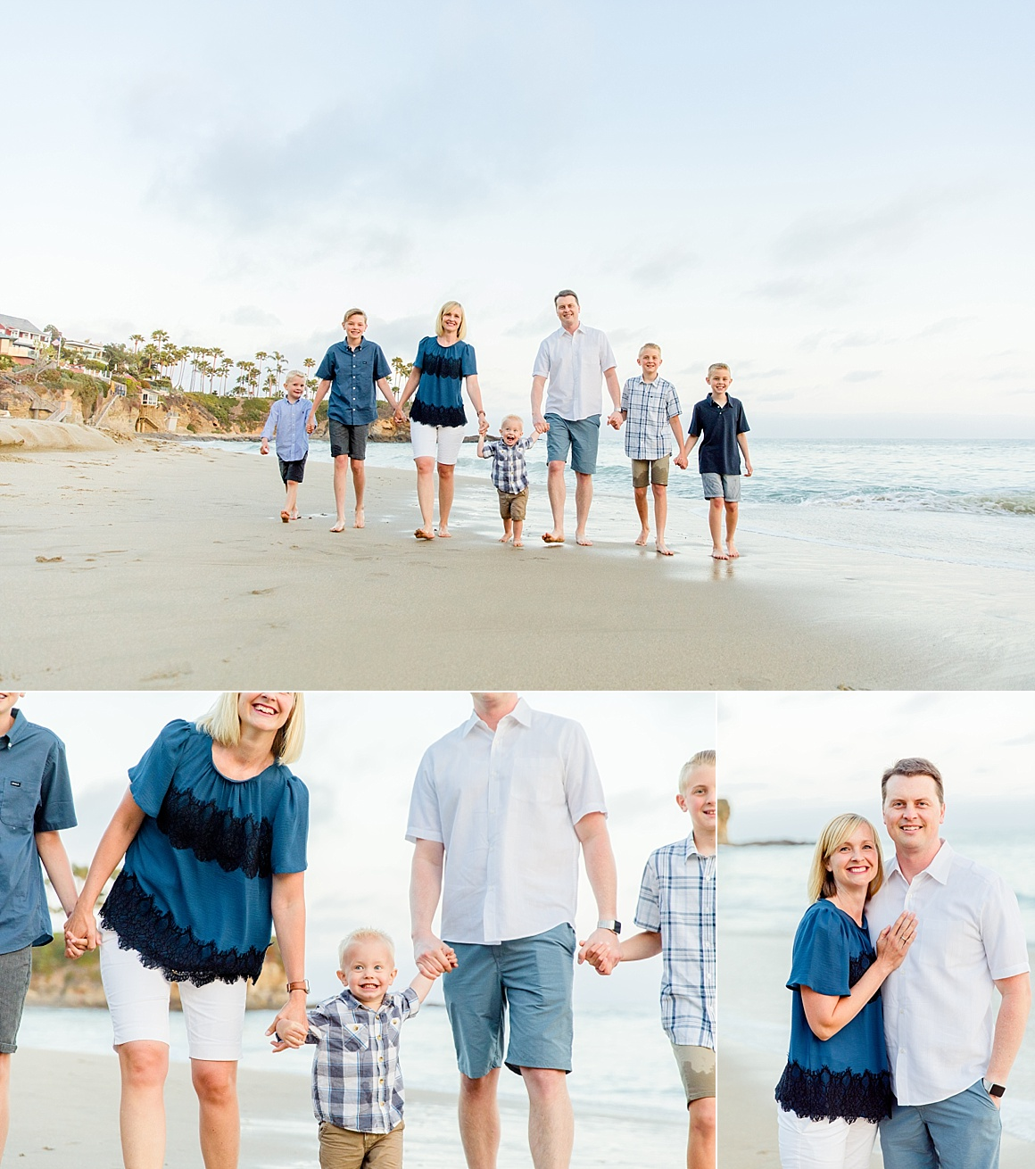 San Diego Photographer | Extended Family Photos
