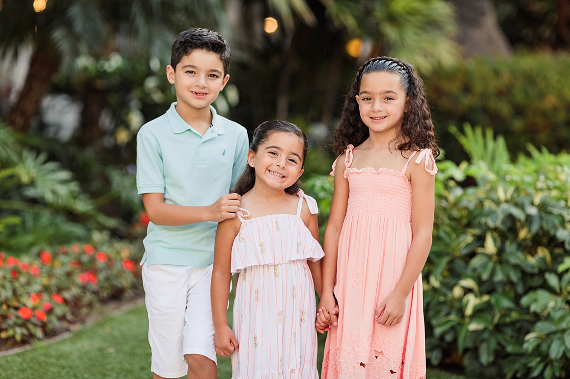 Extended Family Portraits | San Diego Portrait Photographer