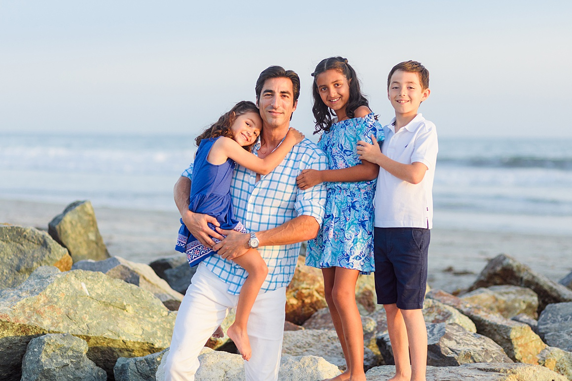 Extended Family Photographer San Diego | San Diego Portrait Photography