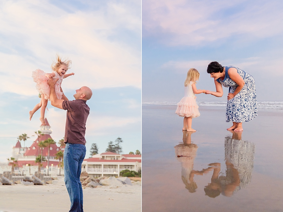 Photographer in San Diego | Beach Family Photos San Diego