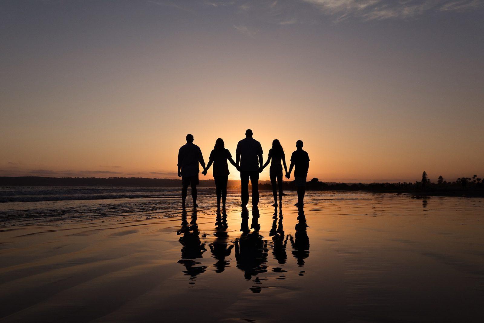 Silhouette Coronado | San Diego Photographer
