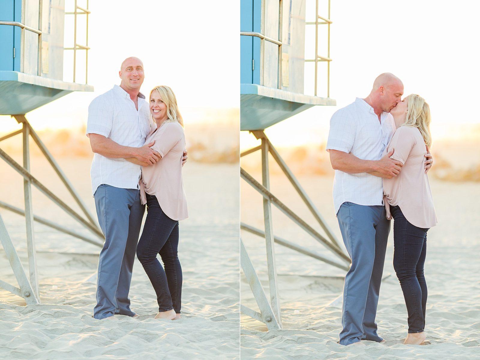 Couples Photography San Diego | San Diego Beach Photography