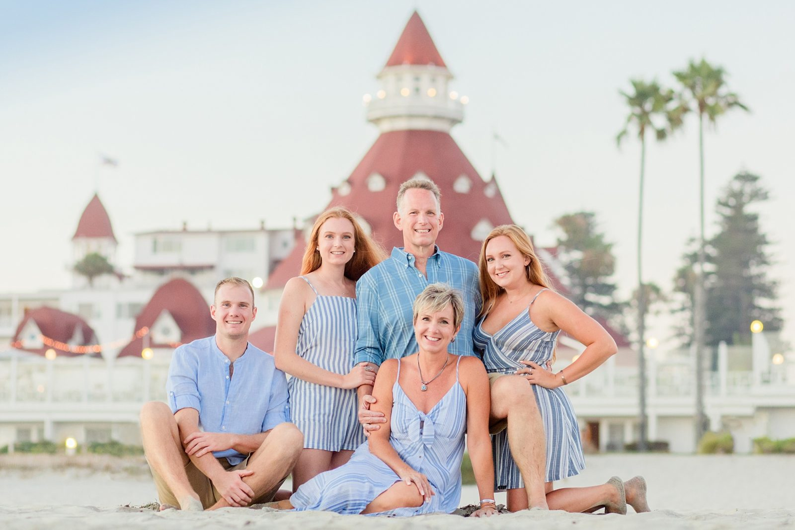 Hotel del Coronado Photographer | Amy Gray Photography