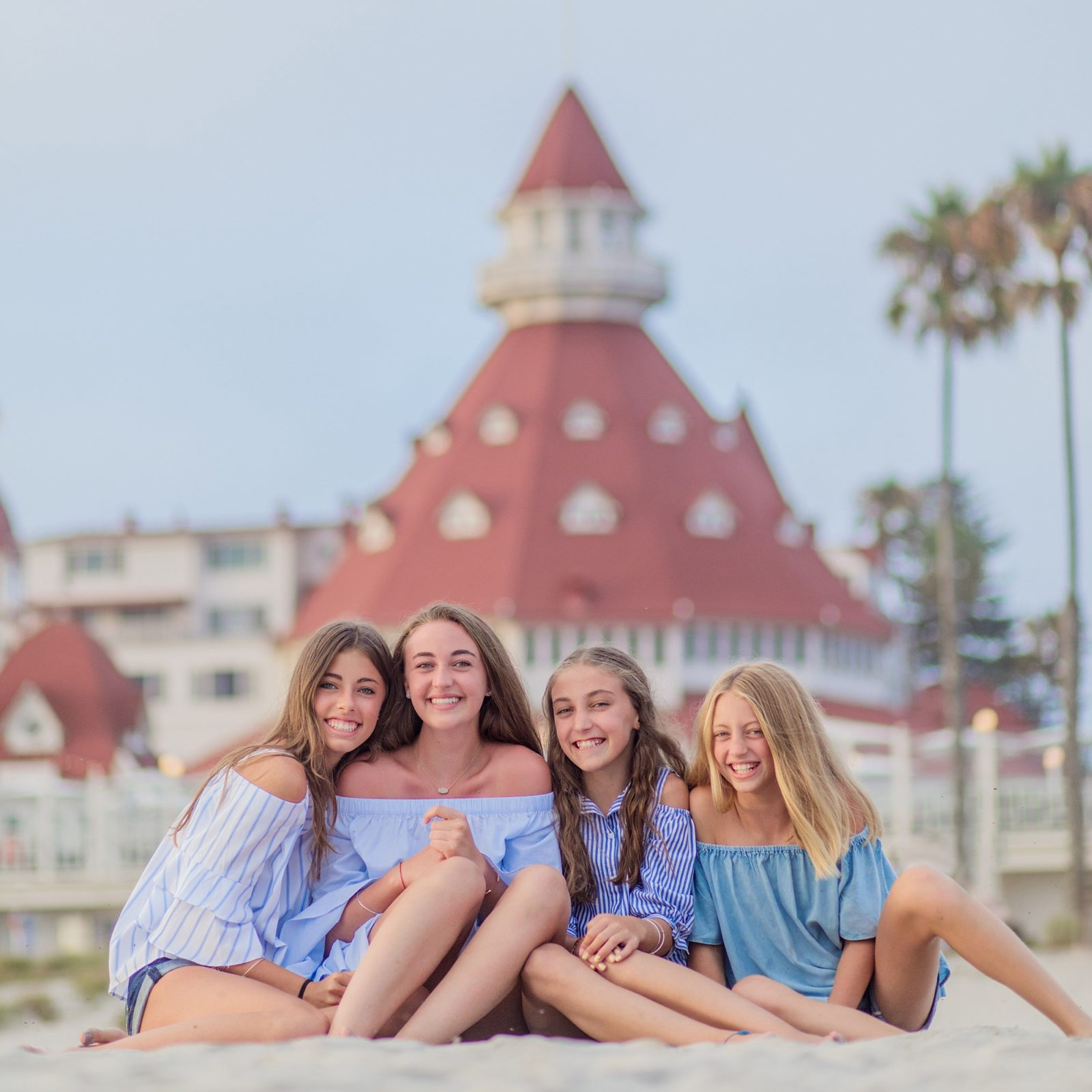 Hotel del Coronado Photography | San Diego Photography
