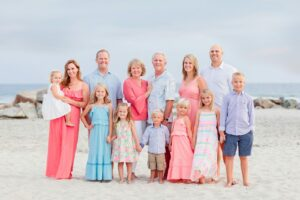 Amy Gray Photography - Beach Family Picture